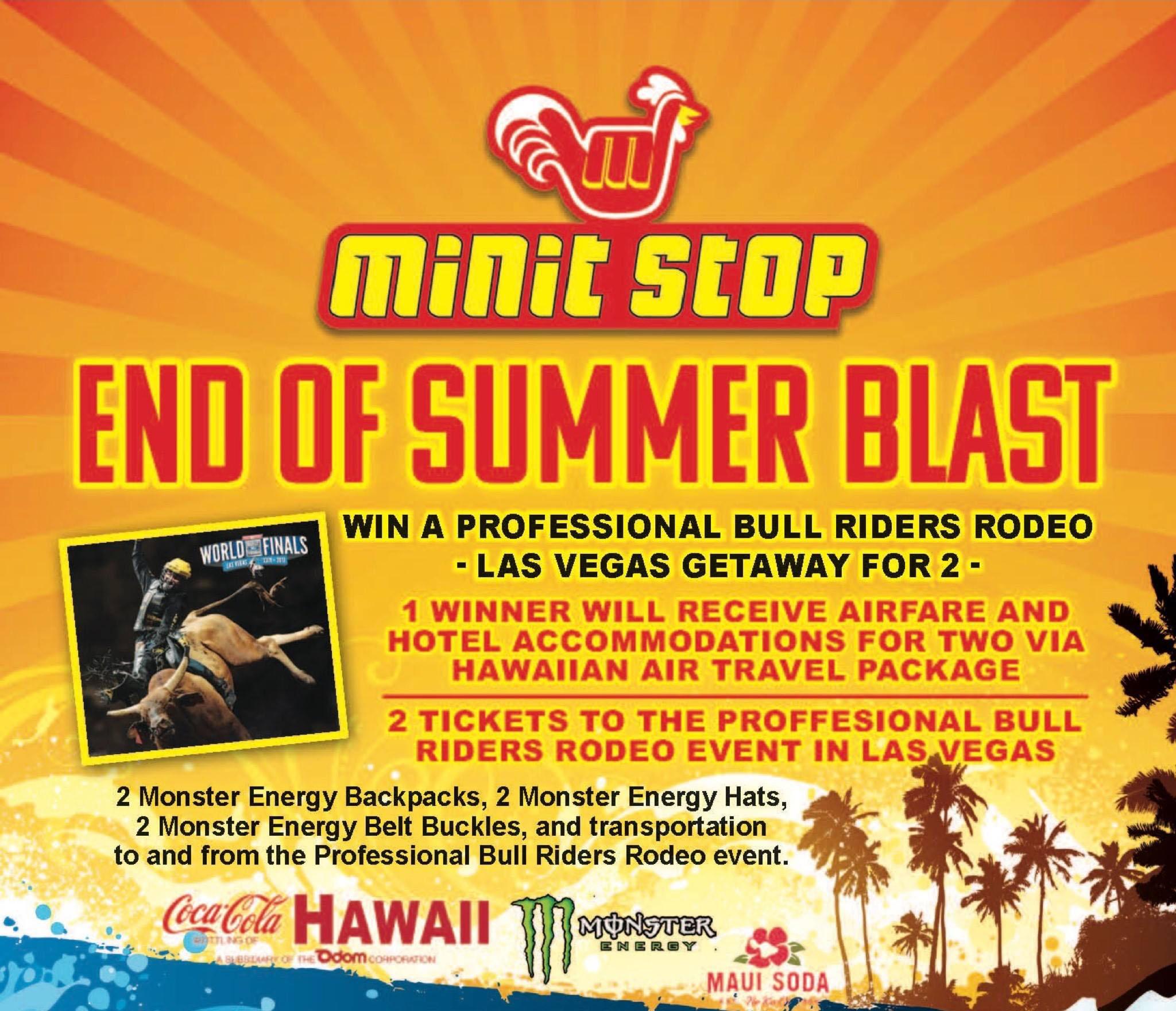 End of Summer Blast Giveaway