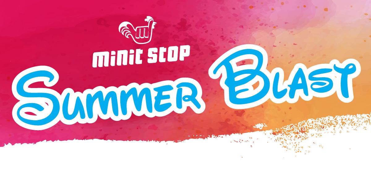 Minit Stop Summer Blast header